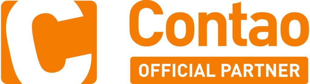 Das Logo der offiziellen Contao-Partner.