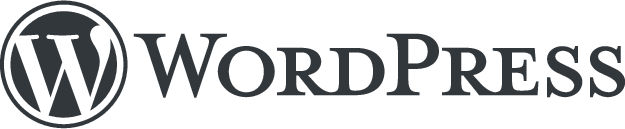 Das Logo des CMS WordPress.